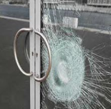Commercial Emergency Glass 1