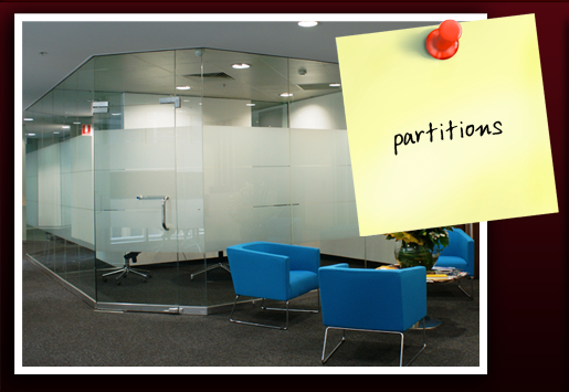 Hartley Glass Commercial Partitions